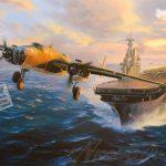 Aircraft Carrier 2-ink
