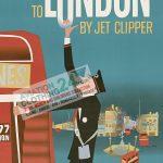 London Pan Am-ink
